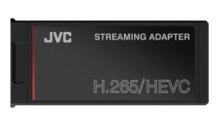 JVC Professional Video will debut its new KA-EN200G H.265/HEVC Encoder at this year's NAB show (Booth C4417).