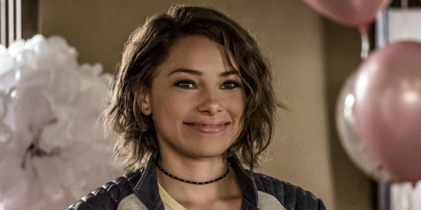 The Flash Nora Allen Jessica Parker Kennedy The CW
