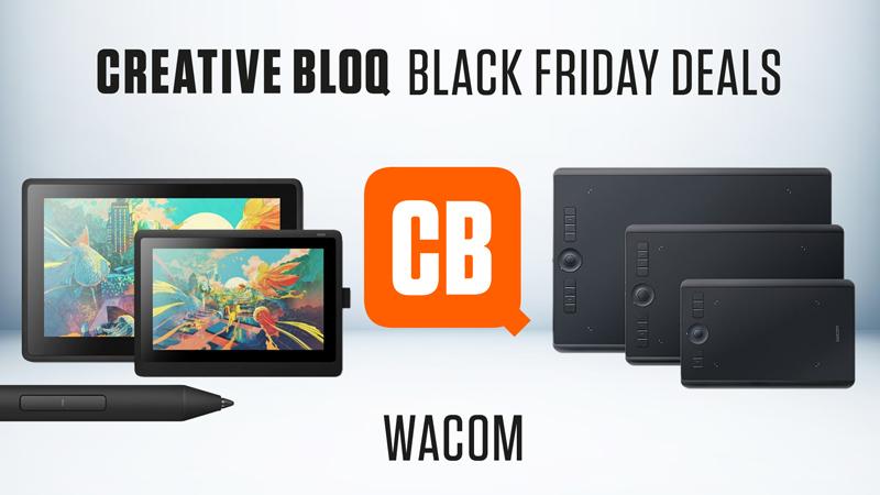 Wacom Black Friday The Best Deals Creative Bloq