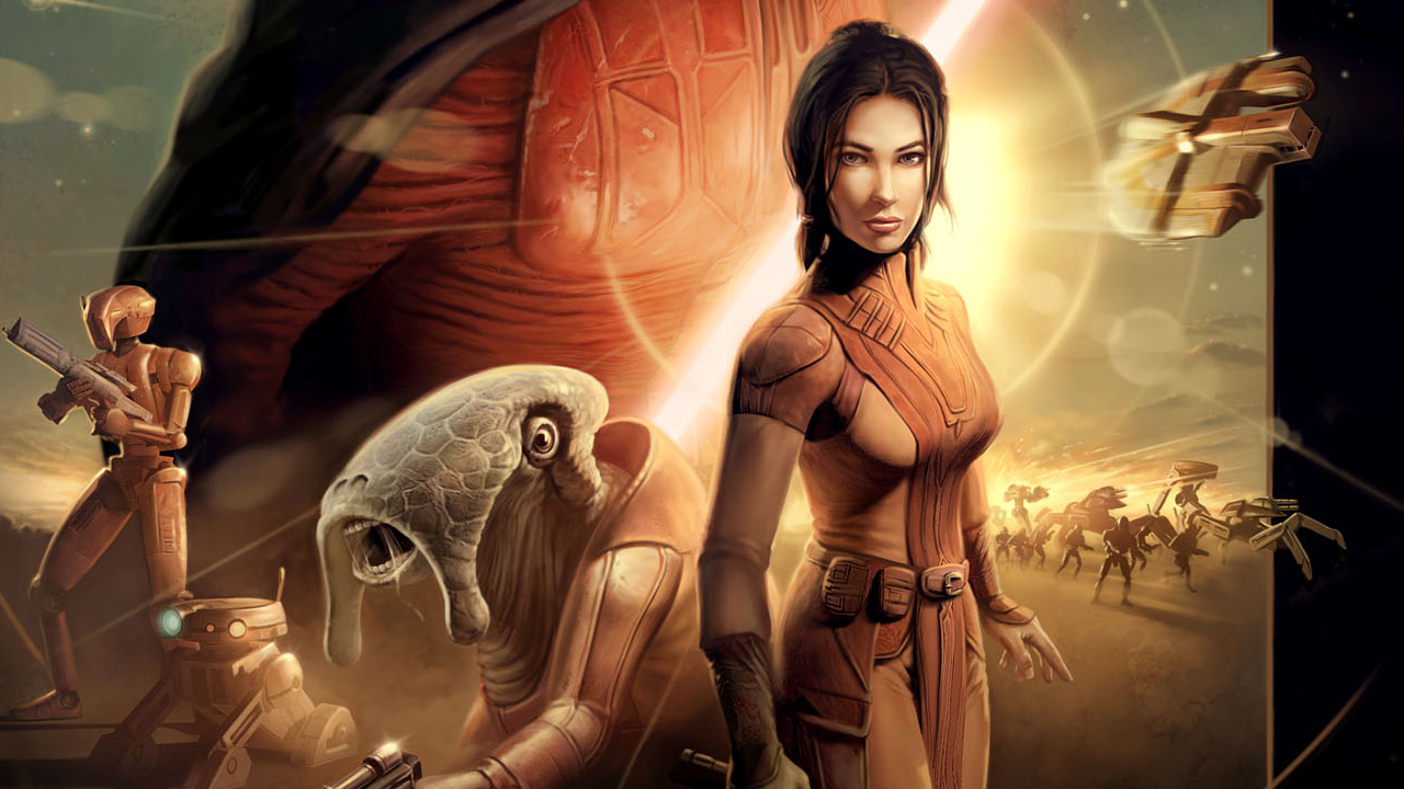 Star Wars: Knights of the Old Republic is being turned into