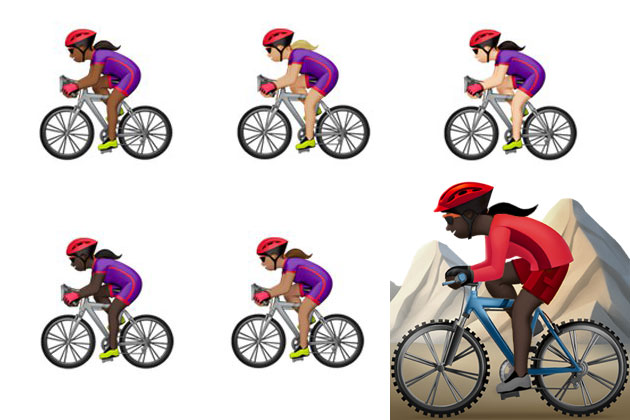 Latest Iphone Emojis Include Women Cyclists Cycling Weekly