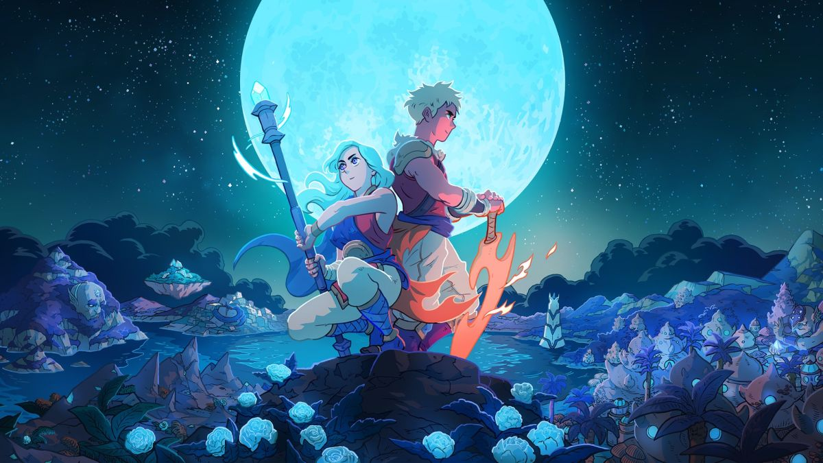 Sea of Stars is a gorgeous retro RPG from the makers of The Messenger