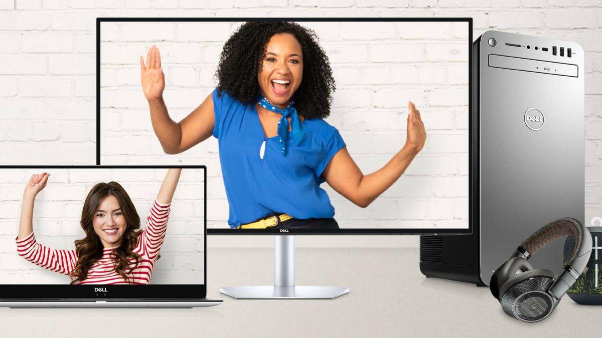 Ngày Thứ Sáu Đen của Dell vào tháng 7 năm 2020: giao dịch trên máy tính xách tay, màn hình, TV 4K và hơn thế nữa
