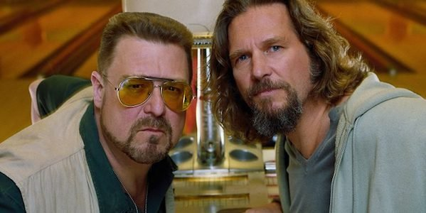 John Goodman and Jeff Bridges in Big Lebowski