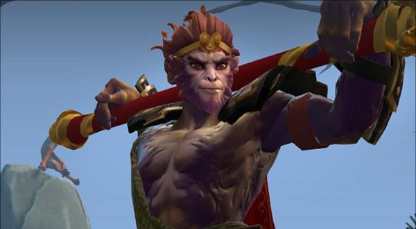 DOTA 2 - Sun Wukong
