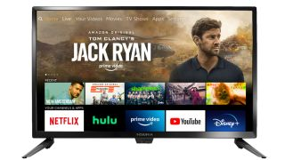 """Cheap smart TV deal: $80 for this 24"""" HDTV with Fire TV at Best Buy"""