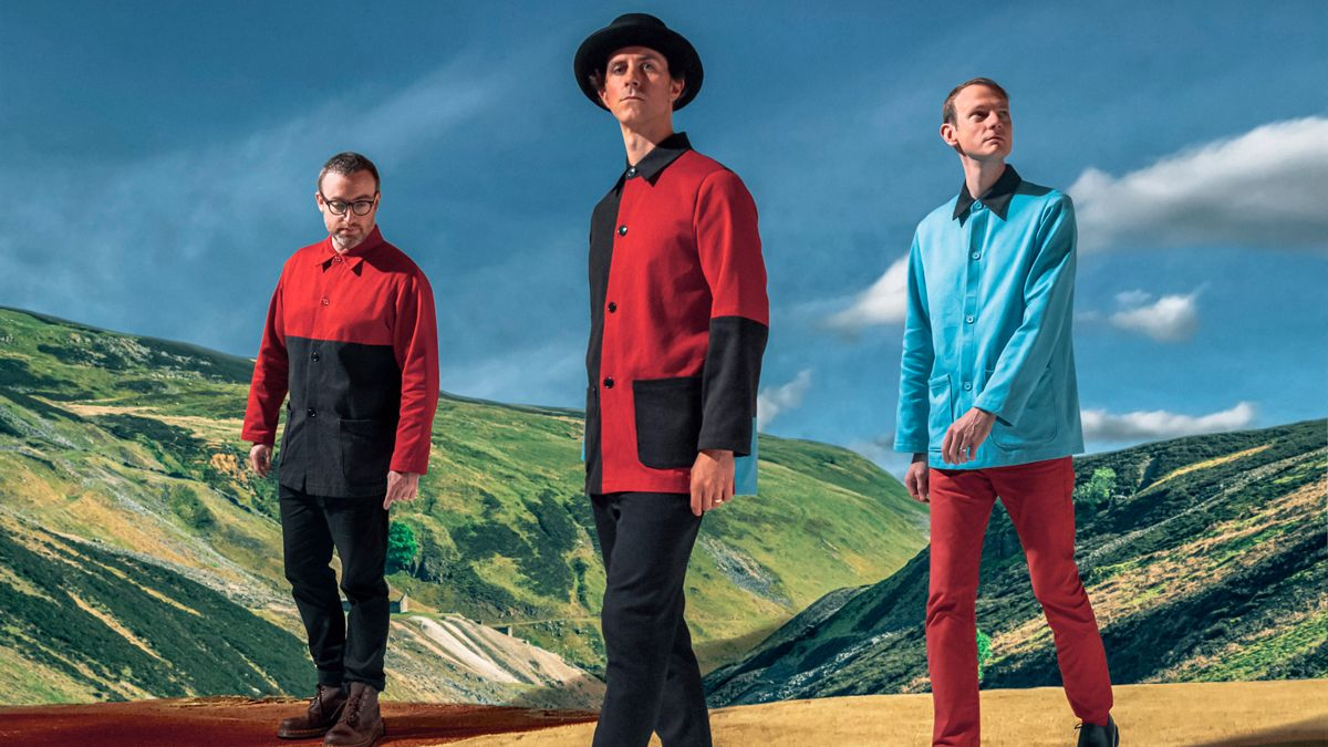 "Maximo Park's Paul Smith on making their new album remotely: ""I recorded the vocals in GarageBand in my loft"""