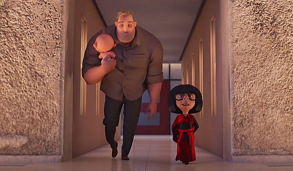 8 Things To Remember About The Incredibles Before Seeing Incredibles 2 Cinemablend