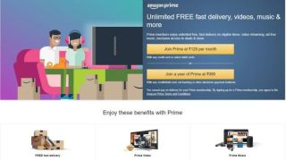 7efc03739a5 E-commerce portal Amazon has silently added monthly subscription for its  premium Prime service