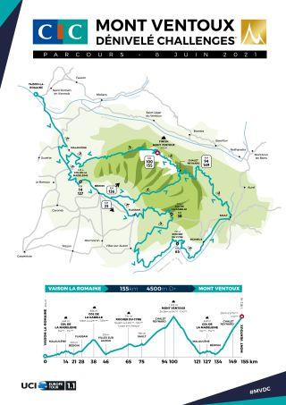 CIC - Mont Ventoux Denivele Challenges