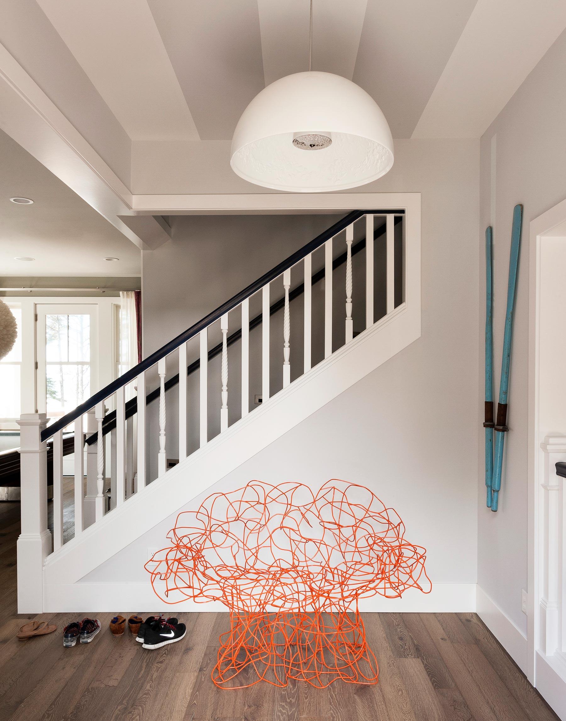 25 Best Handrail Ideas On Pinterest: Modern Rustic #11