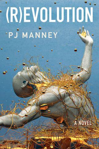 (R)EVOLUTION book cover, evolution, empathy