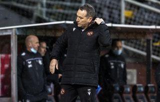 Dundee United v Rangers' – Scottish Premiership – Tannadice Park