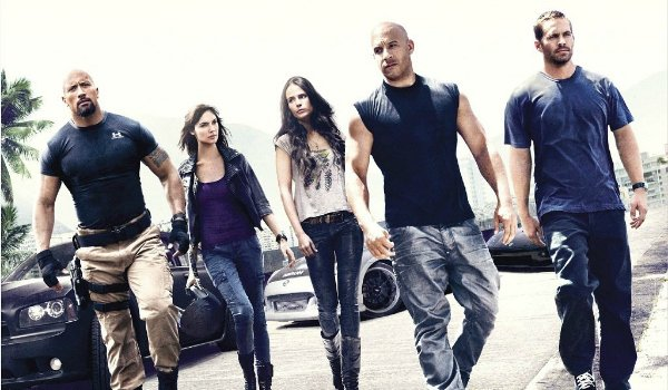 The Fast & Furious crew