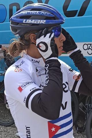 Arlenis Sierra A.R. Monex Liv Women's Pro Cycling Team