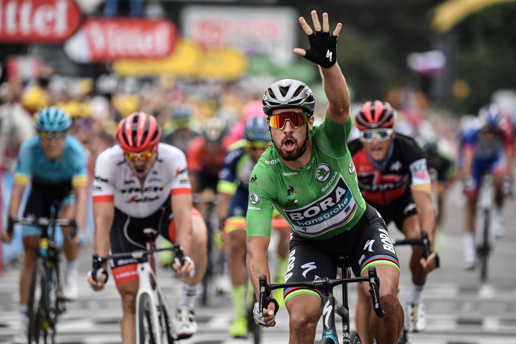 Ranked: Peter Sagan's best victories