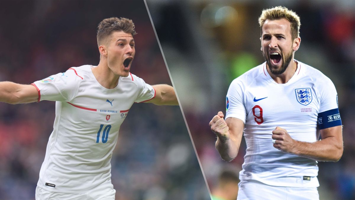 Czech Republic vs England live stream — how to watch Euro 2020 Group D game for free