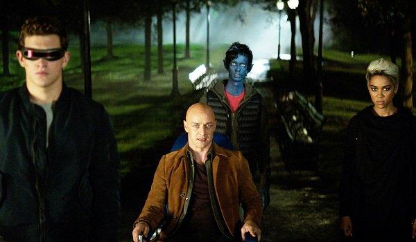 X-Men: Dark Phoenix Marvel cast 2019
