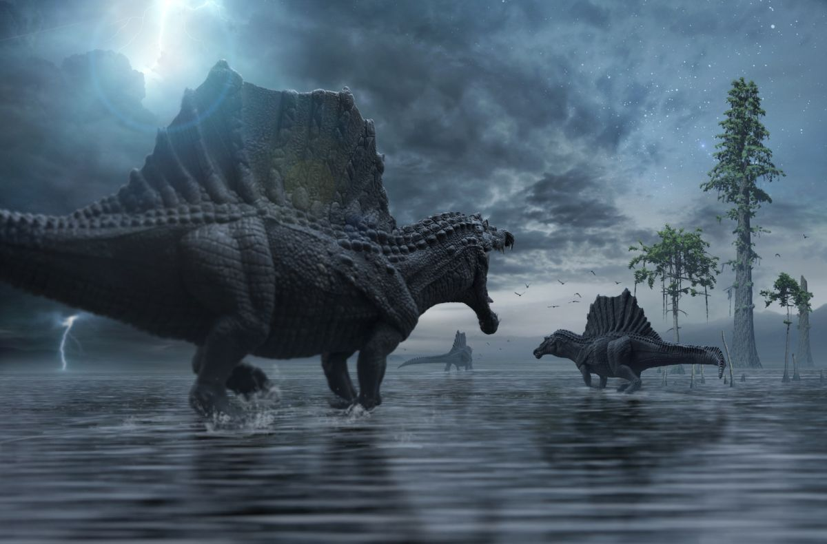 Triassic period ended with 'lost' mass extinction and a million-year rain storm, study claims