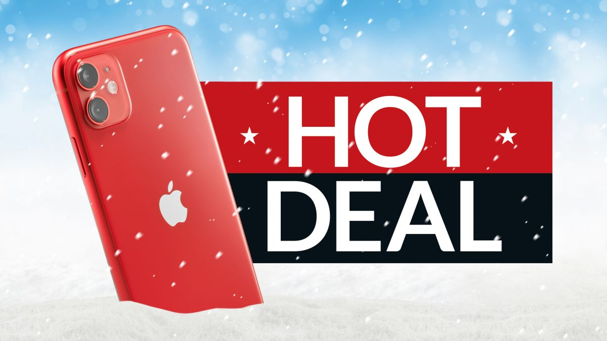 Apple iPhone 11 deal bags you phone FREE in Fonehouse Christmas gift sale