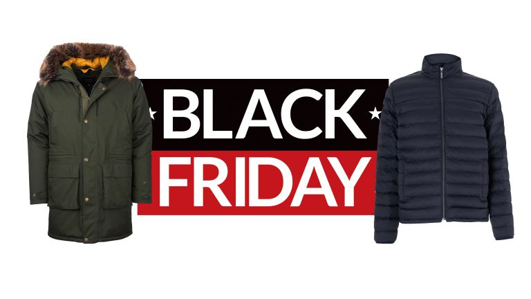 Barbour men's jackets in the John Lewis Black Friday sale