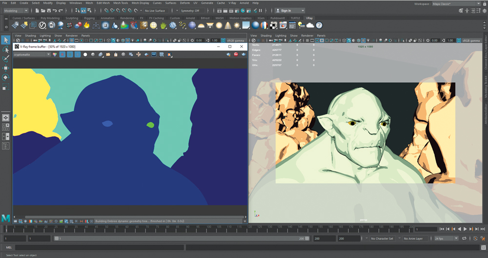 V-Ray Next for Maya review | The Blog Pros