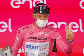 Giro dItalia 2021 104th Edition 4th stage Piacenza Sestola 187 km 11052021 Alessandro De Marchi ITA Israel StartUp Nation photo Luca BettiniBettiniPhoto2021