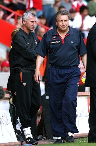 Soccer – FA Barclays Premiership – Charlton Athletic v Sheffield United – The Valley