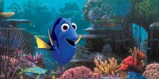 Finding Dory Animated Record Pixar