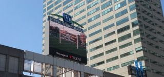 Aerva to Drive LED Display at Fountain Square