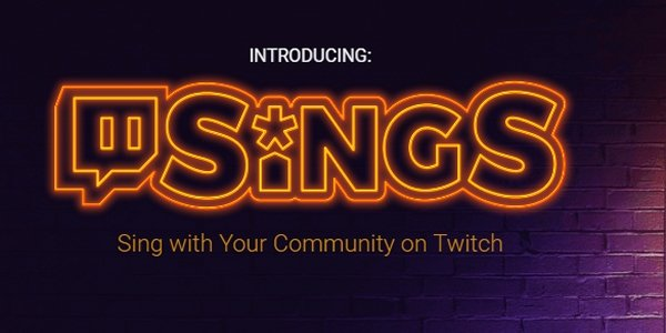 Twitch Sings