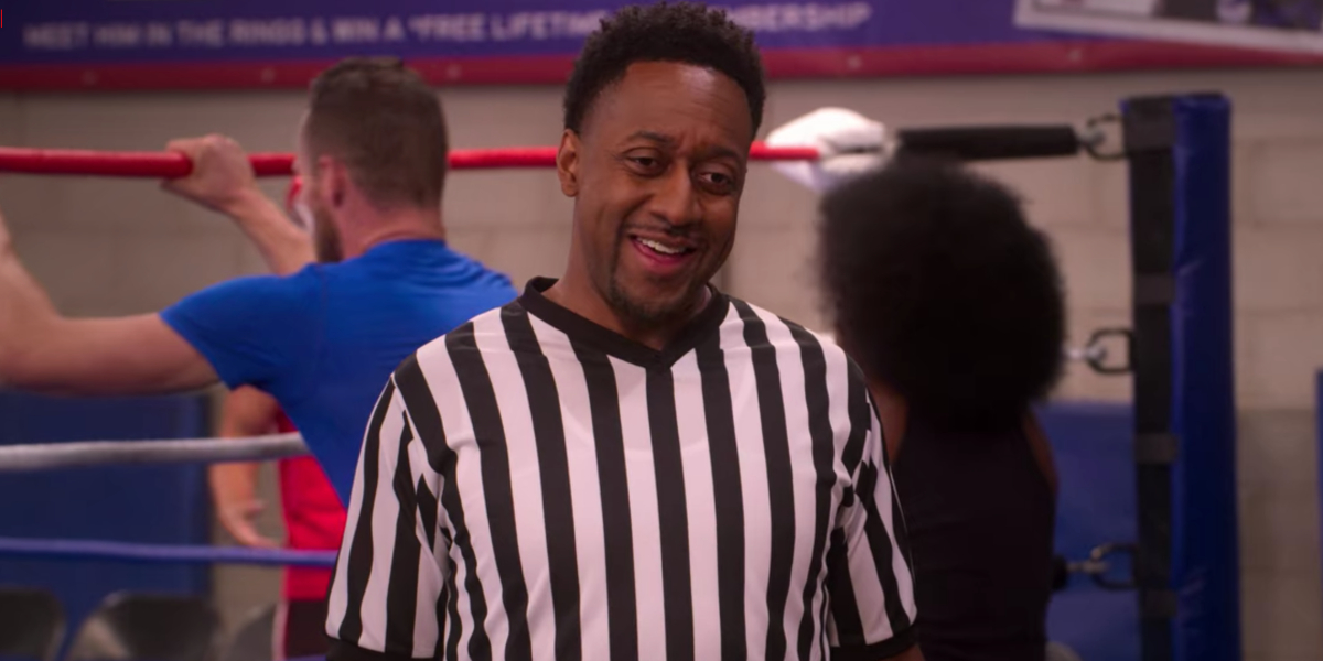 Jaleel White in The Big Show Show