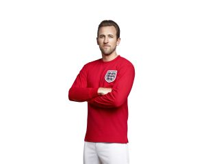 Harry Kane is looking to follow in the footsteps of 1966 heroes