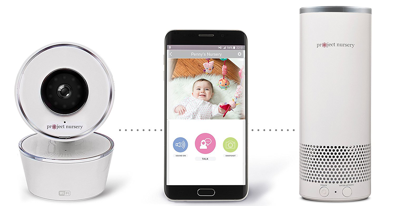 Best Baby Monitor 2019 - Video Monitors With Wi-Fi and Night Vision