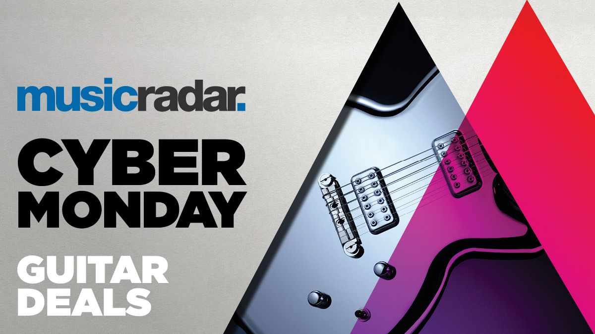 Cyber Monday guitar deals: all the best savings on guitars, effects pedals, guitar amps, accessories and more