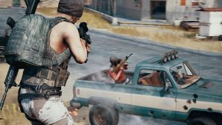 Framerate affects rate of fire and recoil in PUBG, according