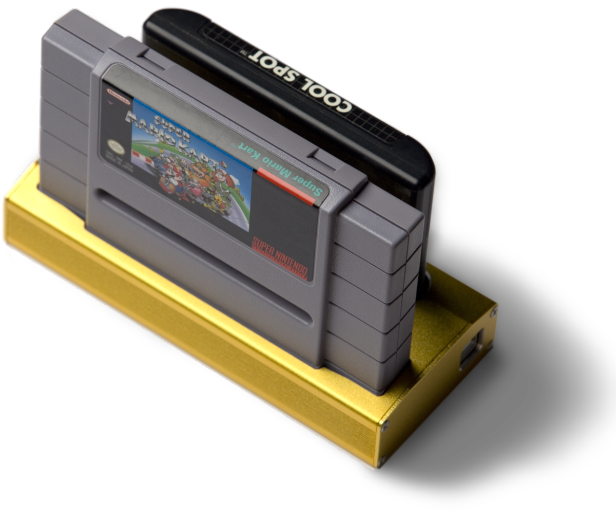 Retrode Rips Roms From Old Game Carts Tom S Guide
