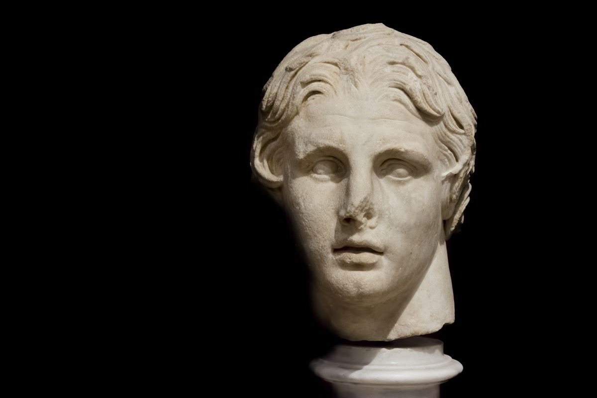 'Lost' Statue of Alexander the Great (Minus the Nose) Turns Up in Museum Warehouse