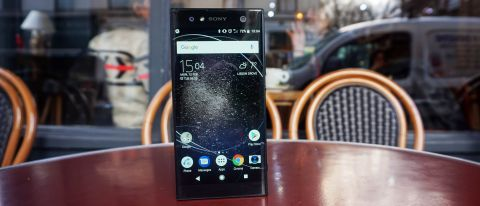 the latest cdd07 7c548 Sony Xperia XA2 Ultra review | TechRadar