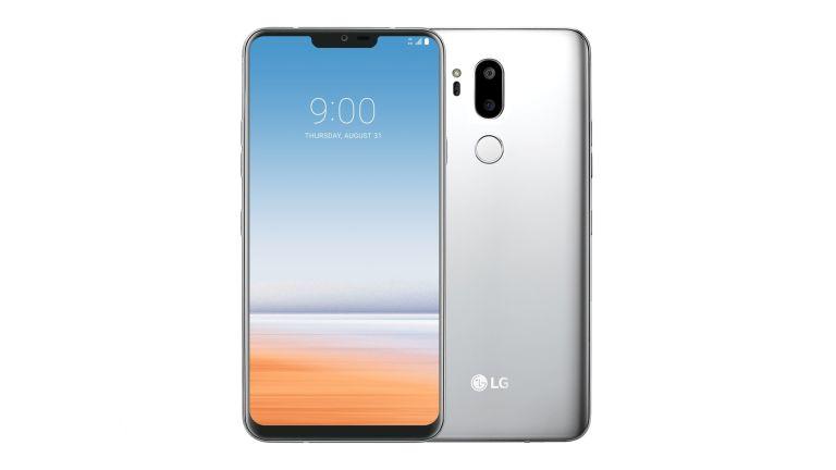 LG G7 render