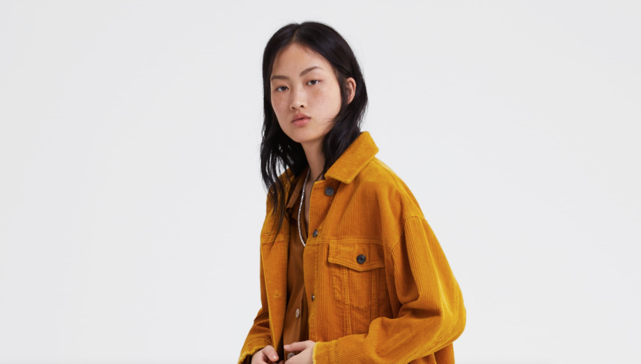 a462f9b2 The sell-out Zara corduroy jacket has made a return