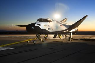Dream Chaser Space Plane Passes Runway Tests