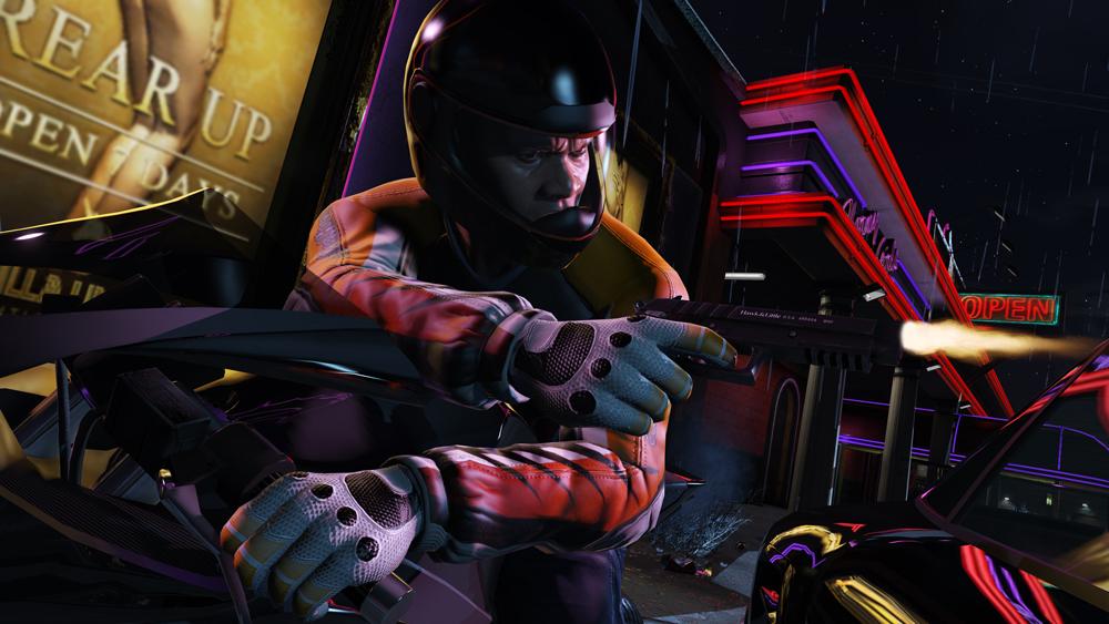 GTA 5 PC Screenshots Show Off Updated Graphics #32605