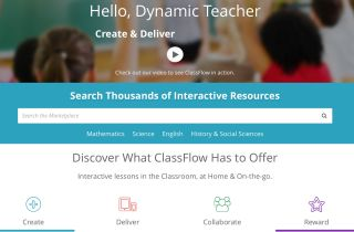 Create and Deliver Interactive Lessons With Powerful Platform