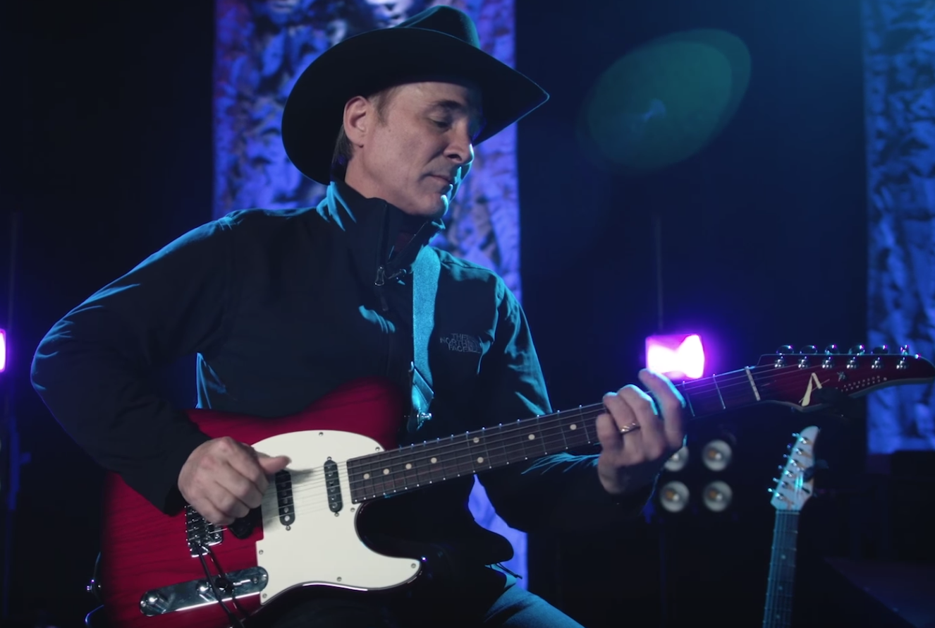 Clint Black Five Things We Learned From His Ernie Ball String