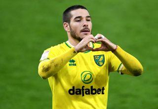 Norwich City v Nottingham Forest – Sky Bet Championship – Carrow Road