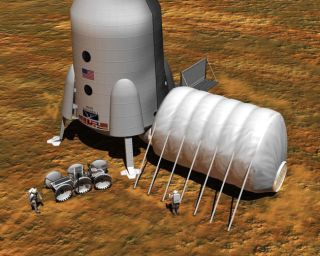 Mars or Bust! One-Way Trip to the Red Planet Could Kick-start Colonization
