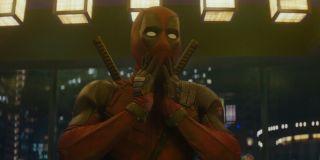 Deadpool 2 Shocked Wade Wilson