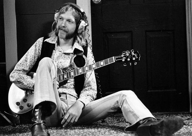 A Tribute to Duane Allman's Genius and Signature Guitar Style