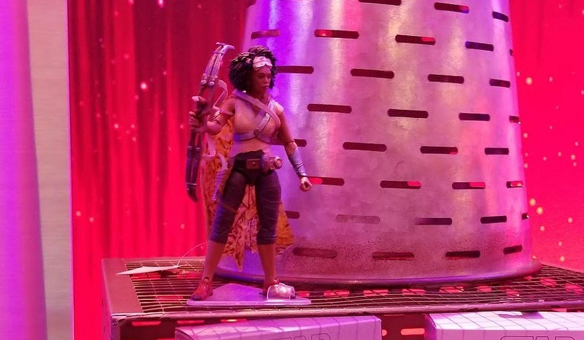Jannah Black Series figure